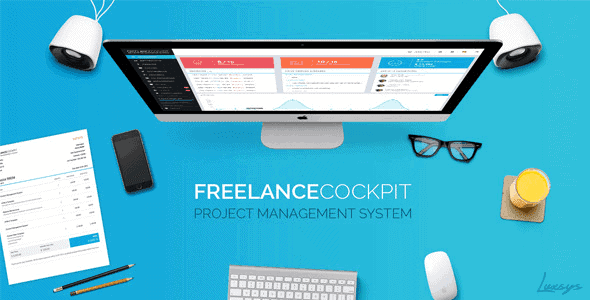 Freelance Cockpit – Project Management And Crm